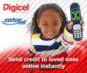 ezetop Launches Online Recharge for Digicel Jamaica Phones