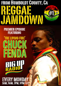 Reggae Jamdown Number 1 Kicks Off With Chuck Fenda