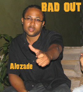 New hot track BAD OUT DEH from Alozade features Chico and Kiprich