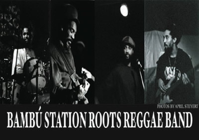 Bambu Station Roots Reggae Spring Tour