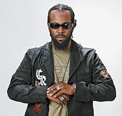 Bunji Garlin Puts U.S. In 'Soca Motion'