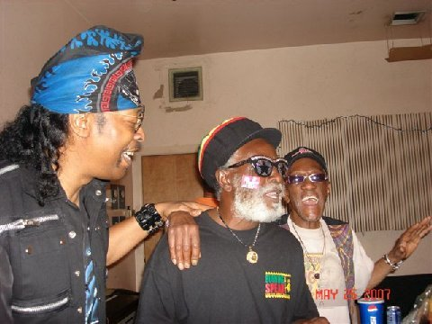 Reggae music icon Burning Spear receives Order of Distinction award in Jamaica