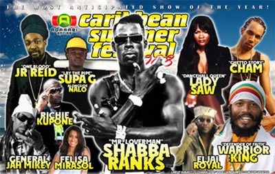 Celebrate The Adamari Caribbean Sumfest