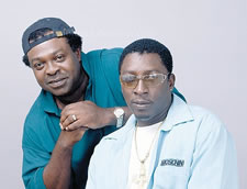 Chaka Demus & Pliers at it again with