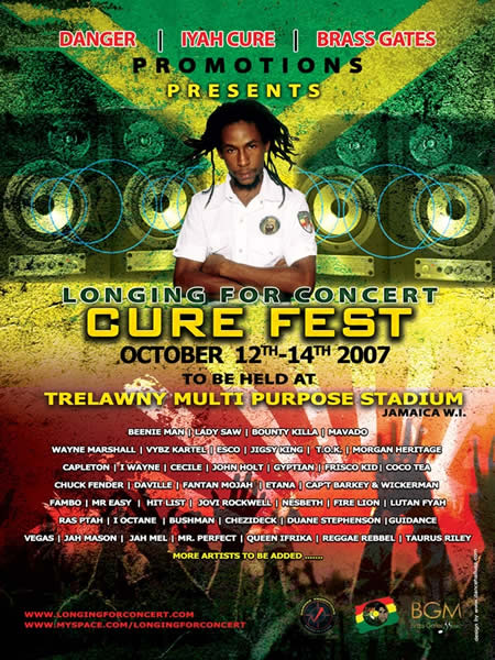 CUREFEST moves to Trelawny and Montego Bay