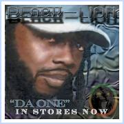 "Hip Hop and Reggae Artist Black-Lion Releases His Debut Album ""DA ONE"" at Record Stores Througho"
