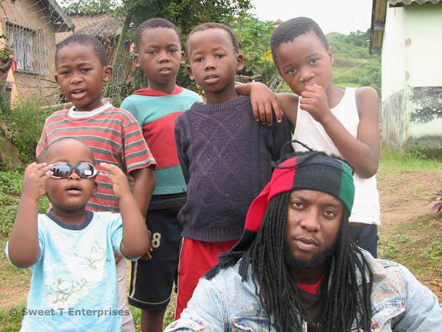 Support Jah Birth's School Initiative