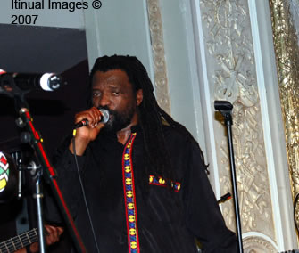 The World Mourns Lucky Dube Passing