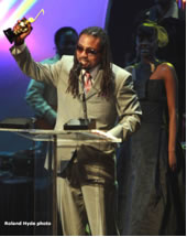 Machel Montano Top Winner At 27th IRAWMA
