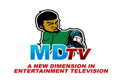 MDTV - 'A New Dimension in Entertainment Television'