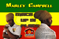 Marley Campbell Making His Name and Voice Known With Big Tunes