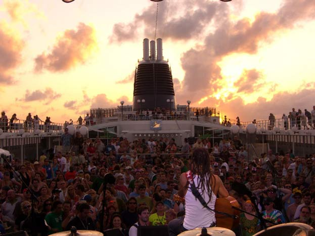 Jam Cruise 7 with Michael Franti and Spearhead