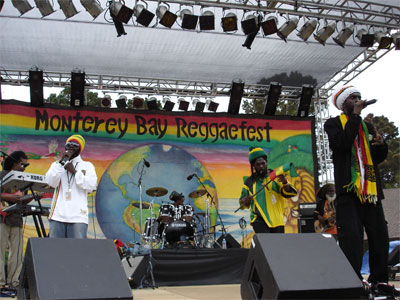 The 11th Annual Monterey Bay Reggaefest Is Happening This Labor Day
