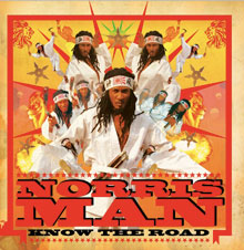 Lustre Kings Productions Release: Norris Man - Know The Road