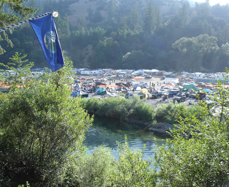 Reggae on the River 2006 is shaping up to be even bigger this year
