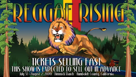 Reggae Rising 2009 Updates and Dwight Yoakam