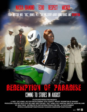 New Caribbean Movie 'Redemption of Paradise' premieres in Jamaica this Wednesday