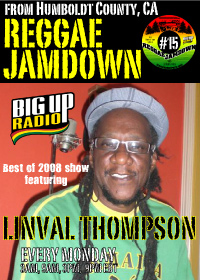 Linval Thompson quest appearance on Reggae Jamdown 10