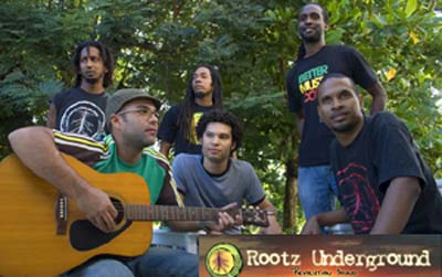 ROOTZ UNDERGROUND reigns at The Village a Mystic Urchin Event
