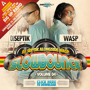 MP Fam Presents the SlowBounce mixtape Volume 4 alongside Wasp