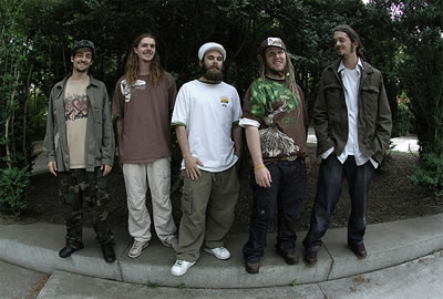 Soldiers of Jah Army (SOJA) US Tour 2007