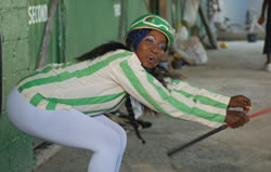 Spice is gearing up to take on Reggae SumFest 2008