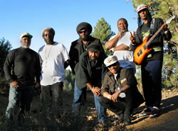 Tosh Meets Marleys at the Truckee River Amphitheater