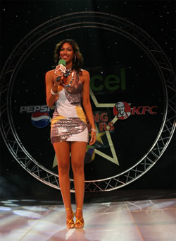 Yendi Phillipps: Rising With The Stars
