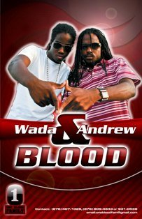 Andrew & Wadda Blood shoot music video for 'Husta For Life'