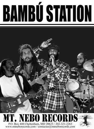 The Bambu Station Winter Tour 2007