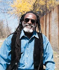 Burning Spear keeps the reggae fire burning