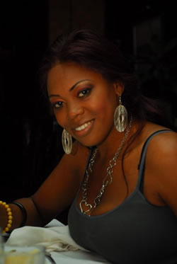 Christina Starz New Reggae Artist on the Rise!