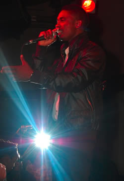 Christopher Martin Serenades New York