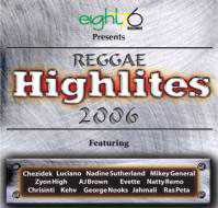 Eight76 Records Releases Two New Singles From Forthcoming CD Reggae Highlites 2006