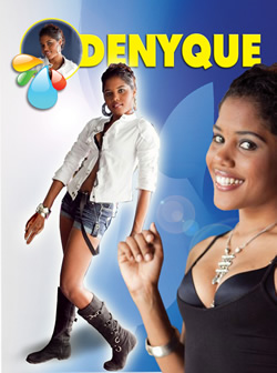 New Reggae Songstress Denyque's