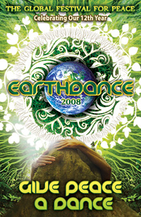 Earthdance 2008 coming up Sept 12-14th