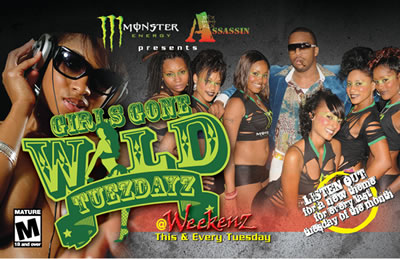 Assassin's Girlz Gone Wild Tuesdayz Forced To Cancel