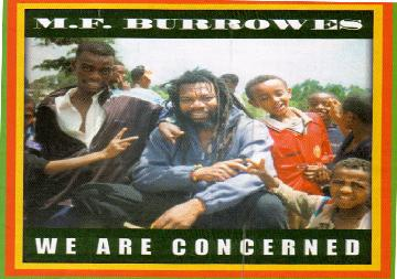 MF Burrowes Releases 4th Album With Cultural Vibes Media