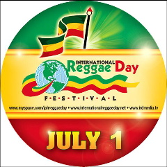International Reggae Day Festival 2009 happens July 1st
