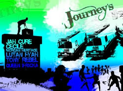 Danger Zone's 'Journey's Compilation' Impacting the World