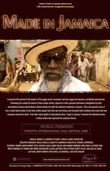 Toronto International Film Festival presents the worldwide premiere of Made in Jamaica