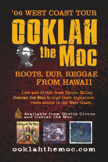 Original Roots and Dub Reggae from Hawaii
