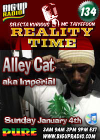 Reality Time 134 features interview with Alley Cat