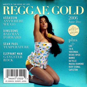 Reggae Gold 2006 in stores June 20th