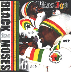 CD Review: Ras Igel - Black Moses