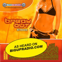 Review: DJ Boom - Breakout 2005 (reggae mix)