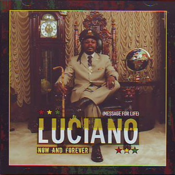 CD Review: Luciano - Now And Forever: Message For Life