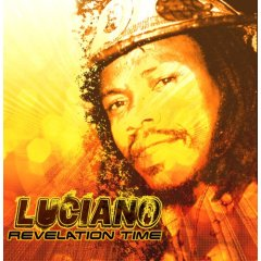 CD Review: Luciano - Revelation Time