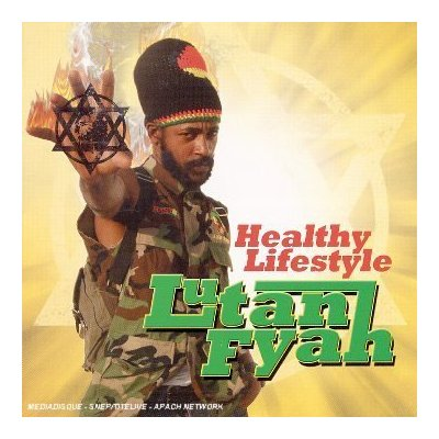 CD Review: Lutan Fyah - Healthy Lifestyle
