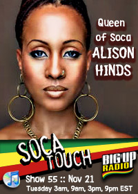 SOCA TOUCH #55 with the